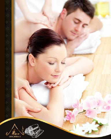 Paarmassage oder Partner-Massage Stuttgart